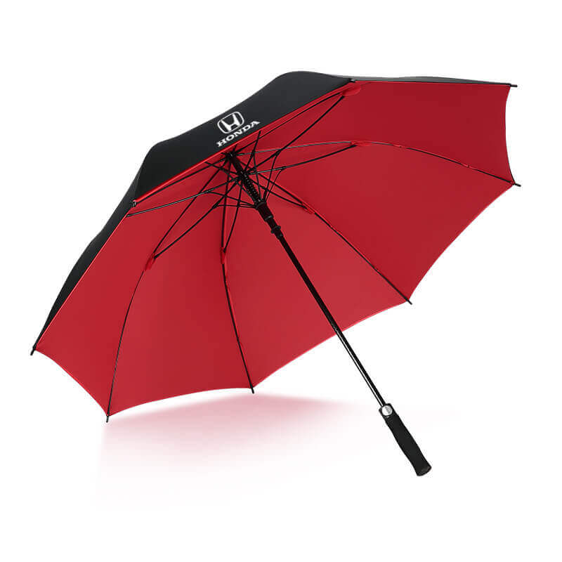 Promotional Auto Open Golf Strong Straight Umbrellas