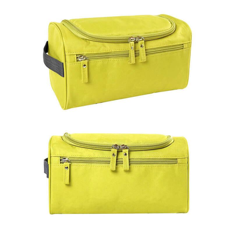 Zippered Custom Cosmetic Bag